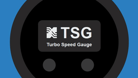 Turbo Speed Gauge