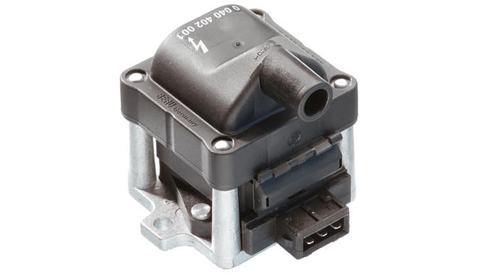 Distributor Ignition Coils (Single Ended Coils)