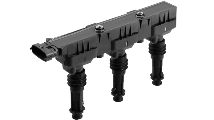 Ignition Coil Rails
