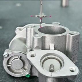 3D-Messung und Qualitätskontrolle