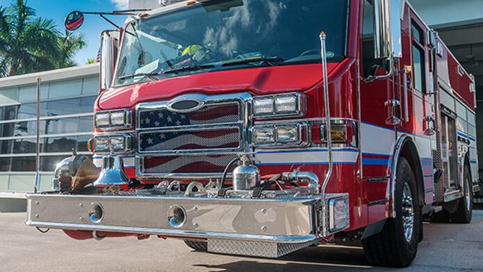Fire Truck & Emergency Vehicle