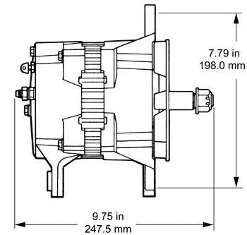 23SI Dimensions