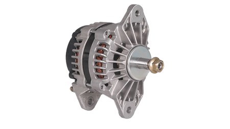 Delco Remy 24SI™ Brush Type Alternator