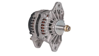 24SI Brush Type Alternator