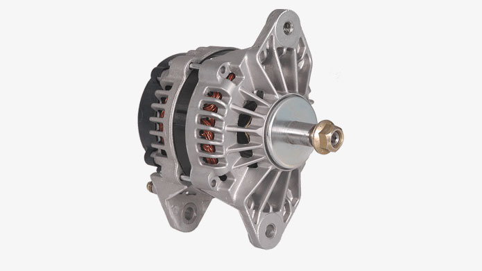 24SI Brush Alternator
