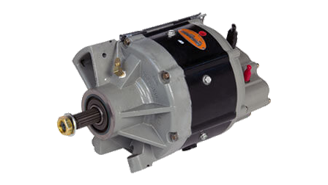 Delco Remy 50DN+ High Output Heavy Duty Brushless Alternator
