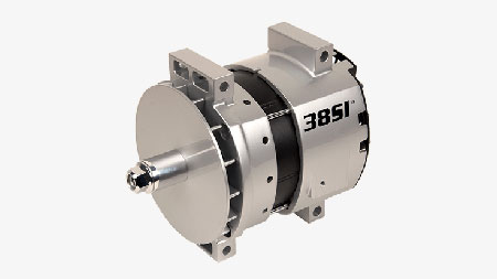 38SI Brushless Alternator