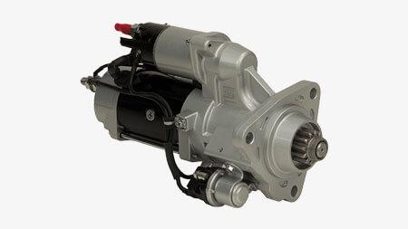 38MT+ Gear Reduction Starter