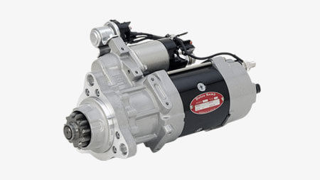 39MT Gear Reduction Starter