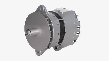40SI: High Output Brushless Alternator