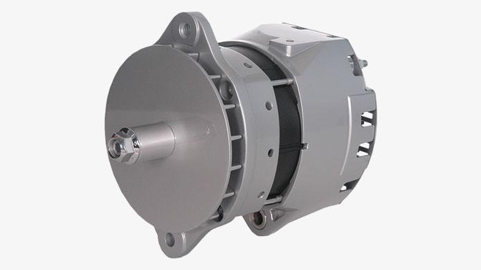 40SI Brushless Alternator