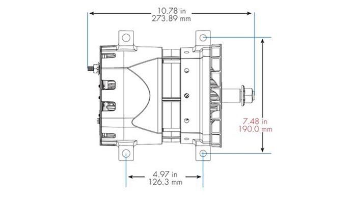 40SI Pad Dimensions