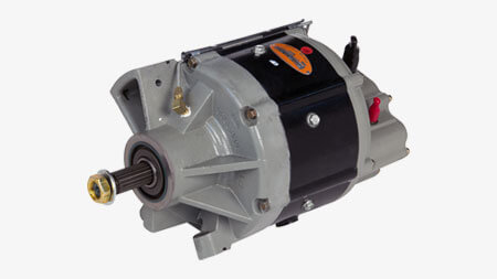 Delco Remy 50DN+™ High Output Heavy Duty Brushless Alternator