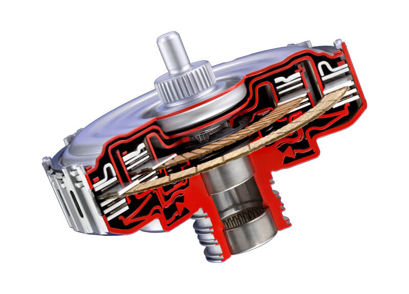 DQ250 (02E) Dual Clutch Module
