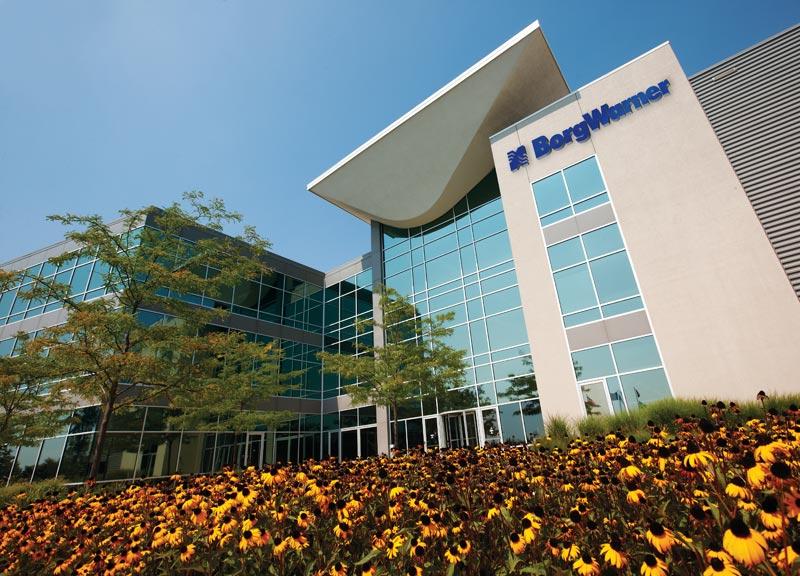 Propulsion Technical Center: Auburn-Hills, Michigan