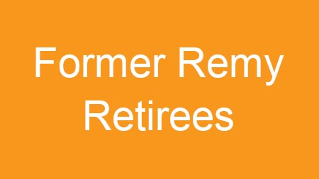 Former Remy Retirees