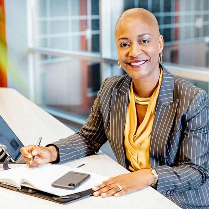 Felecia Pryor, BorgWarner Chief HR Officer