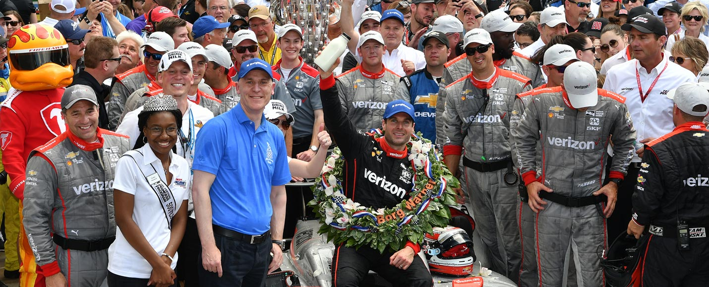 04 | 2018 Indianapolis 500 Winner - Will Power