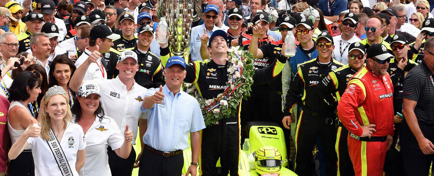03 | 2019 Indianapolis 500 Winner - Simon Pagenaud