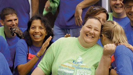 Building Communities with Habitat for Humanity