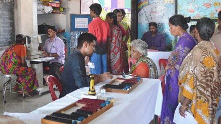 Providing Free Vision Care in India