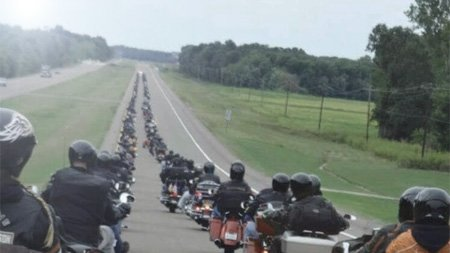 Riding for the Children