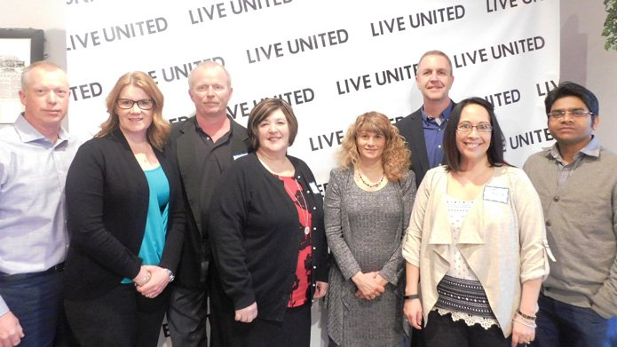 Dixon is a Top United Way Supporter
