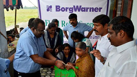 Donating Flood Relief Suppliers in India
