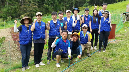 Community Service in South Korea