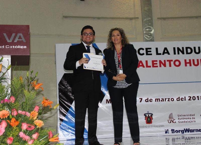 """Conferencia """"La Industria Automotriz y el talento que necesita"""""""
