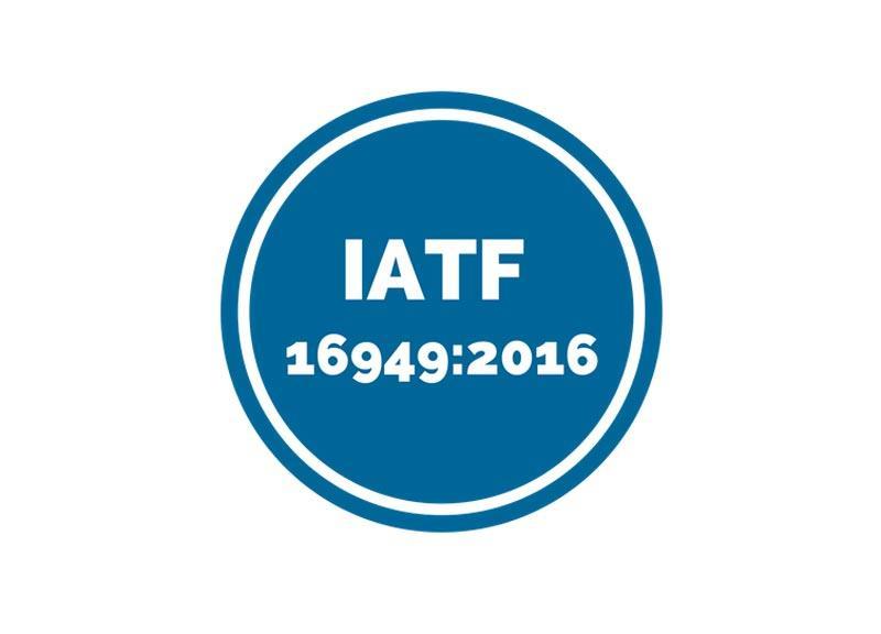 IATF-Certificate