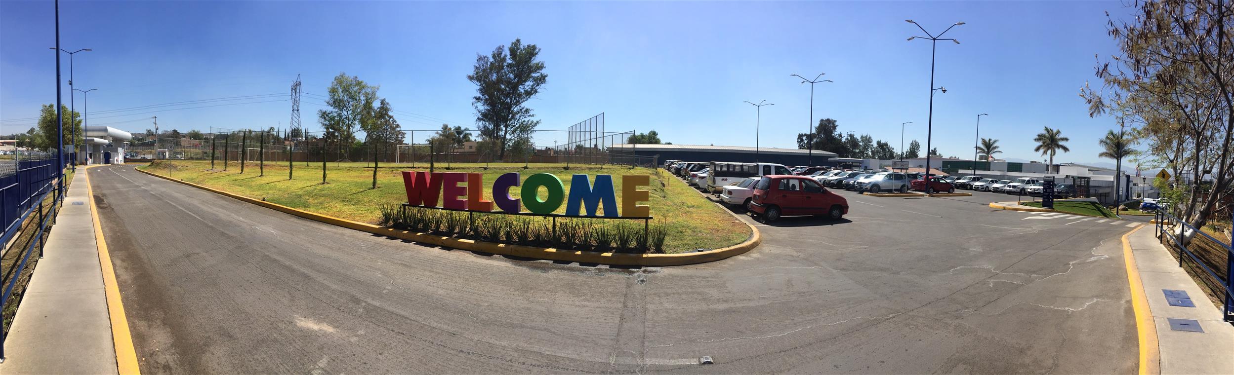 Welcome to BorgWarner El Salto!