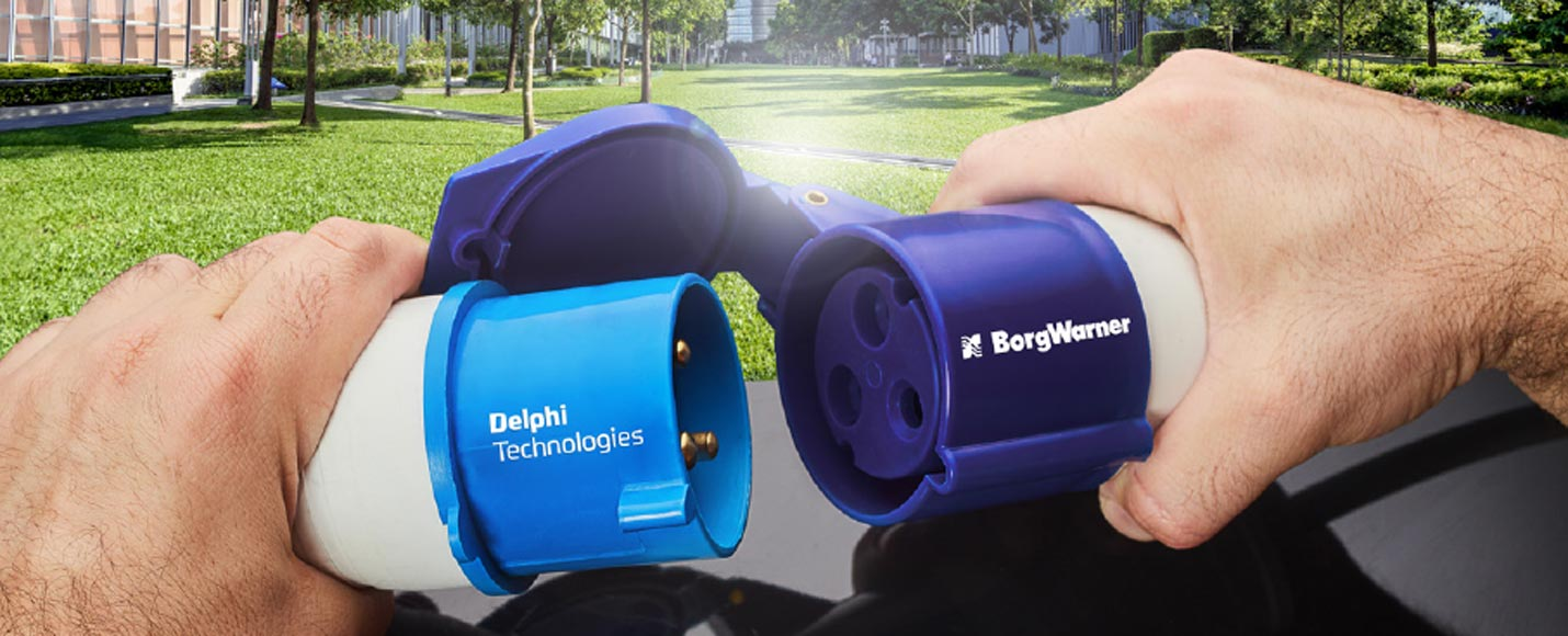 Delphi Technologies Acquisition 2020