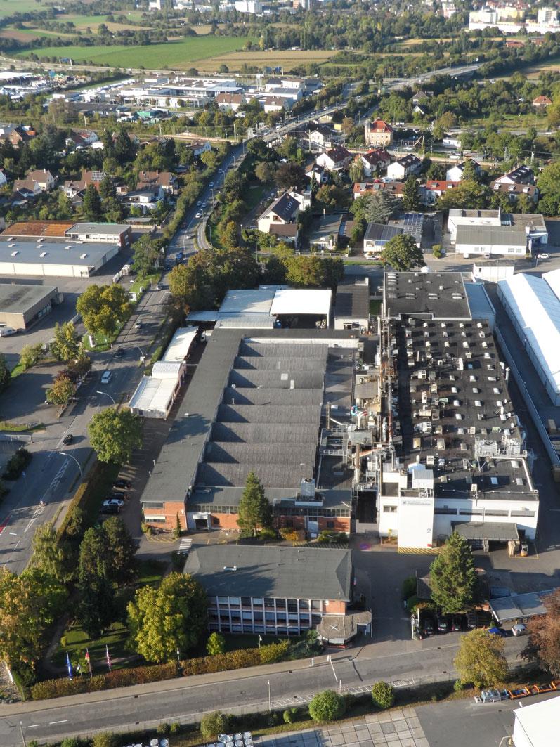 Werk Heidelberg