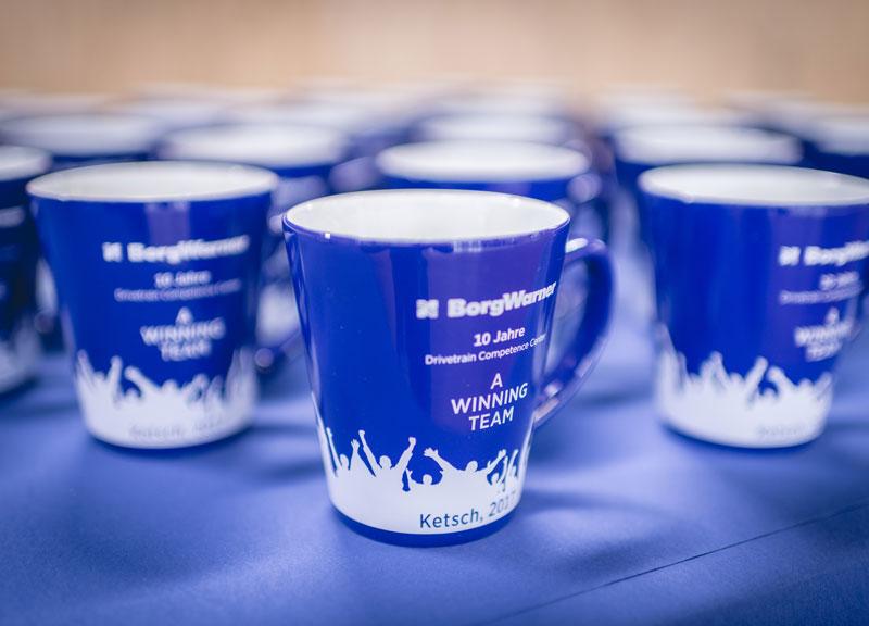 Vielleicht genießen Sie Ihren Kaffee schon bald als Team-Mitglied im DCC?