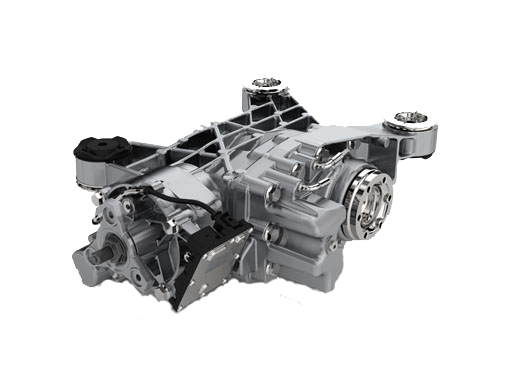 Generation 5 Coupling and Rear Axle