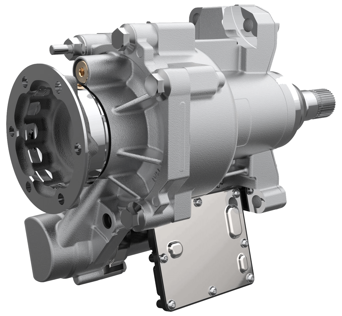 Generation 5 Cross Axle System FXD