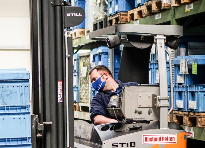 Logistikfachkräfte gesucht!