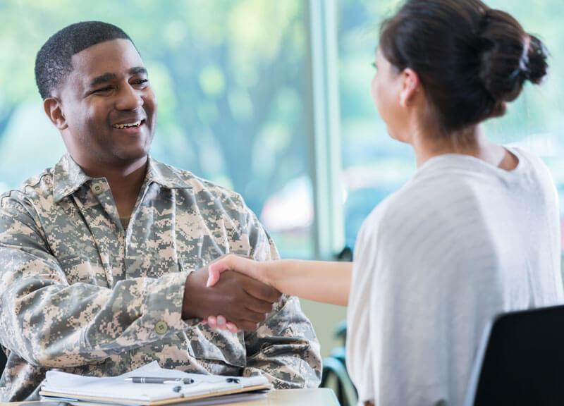 Opportunities for Veterans