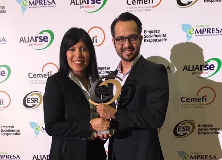 2017 Social Responsibility Award for Ramos