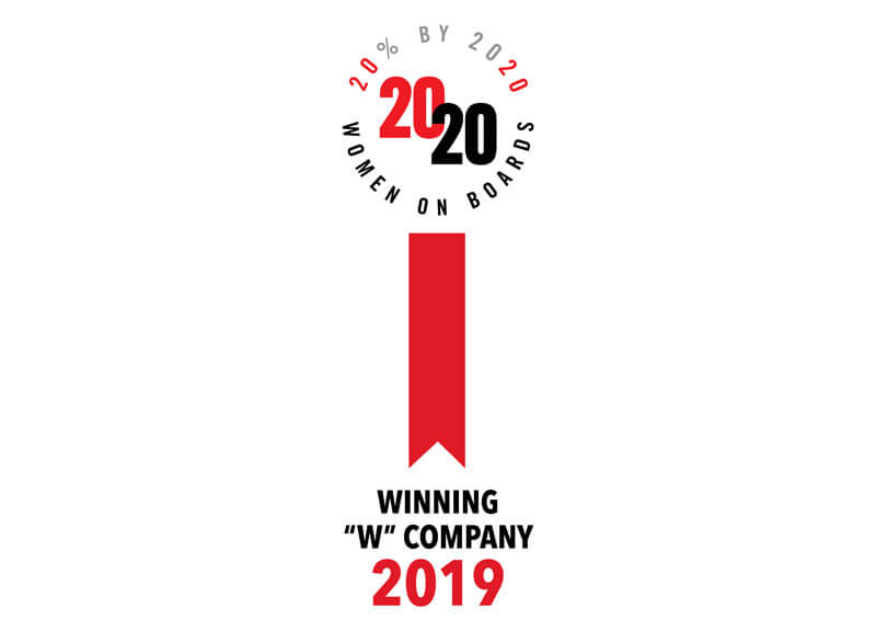 "Winning ""W"" Company 2020"