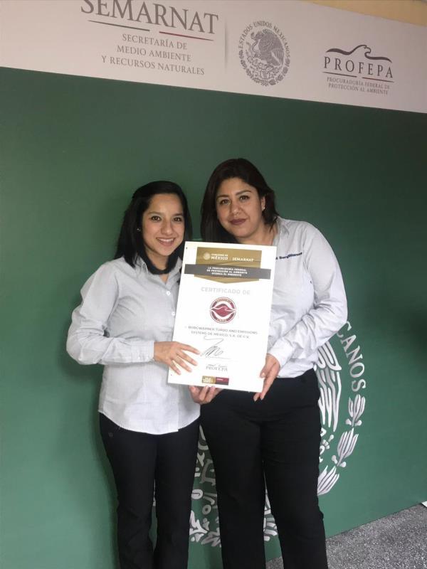 拉莫斯阿里斯佩工厂荣获清洁行业认证