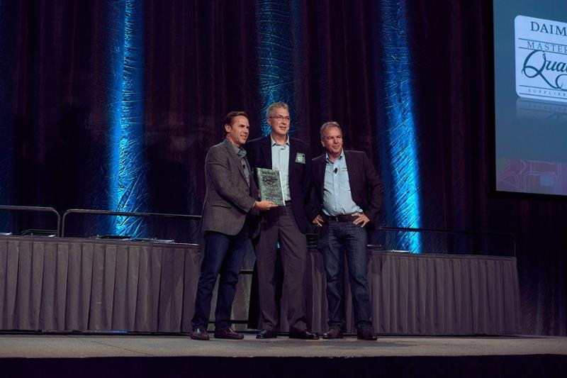 Daimler Masters of Quality Supplier Award