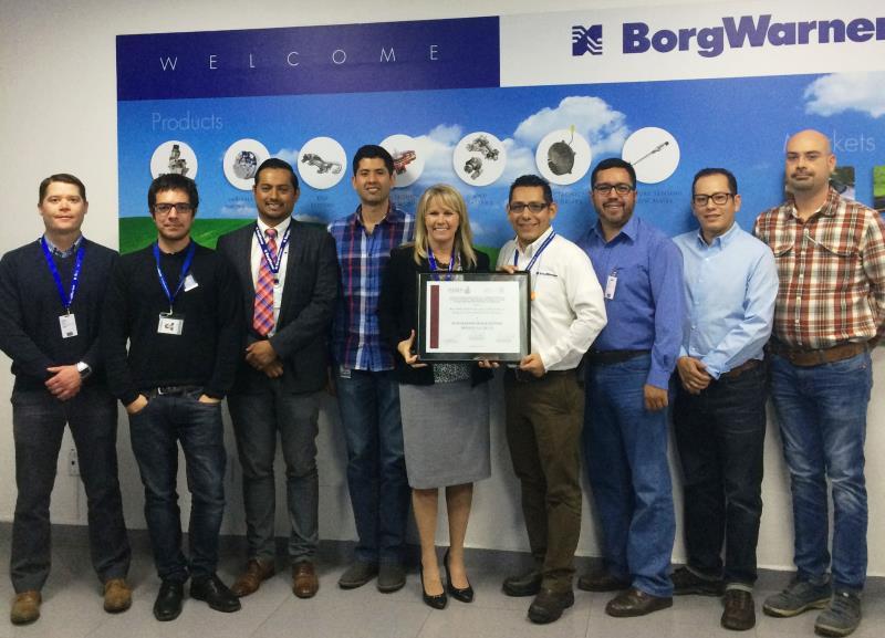 Jalisco Safety Award