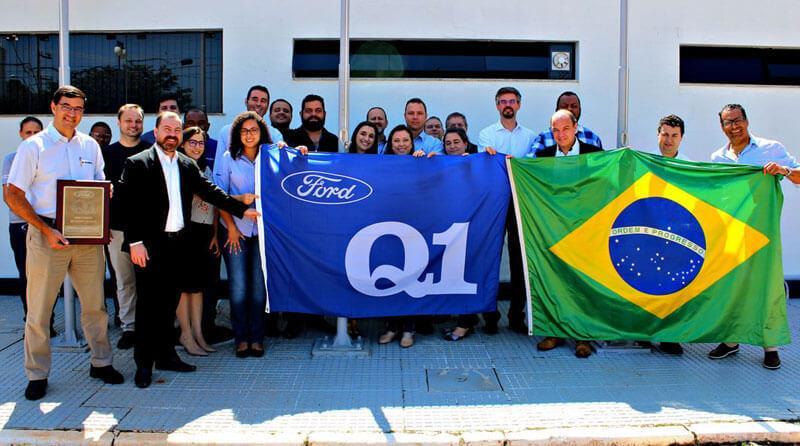 福特 Q1 大奖 - 巴西