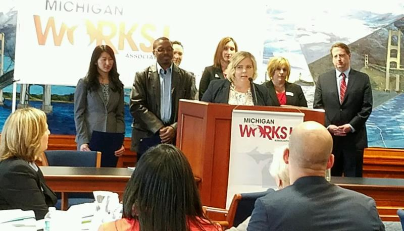 Michigan Works! Impact Award
