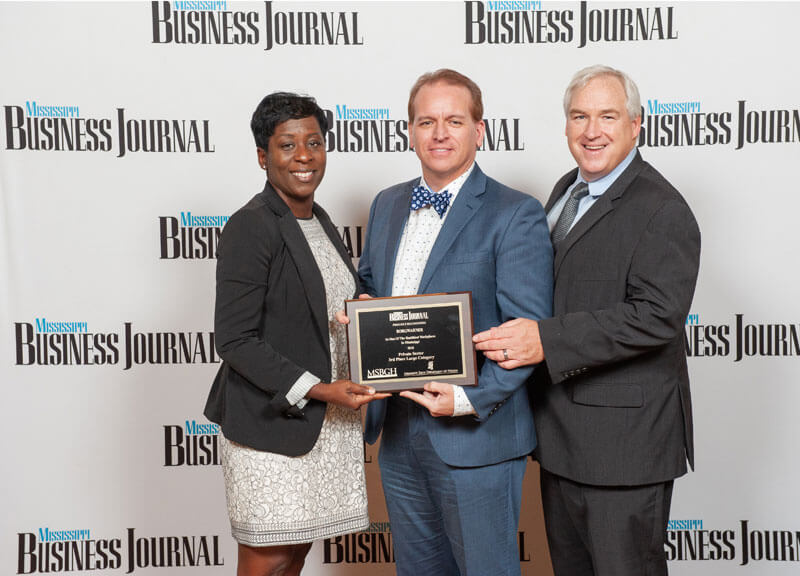 Mississippi Healthiest Workplace Award