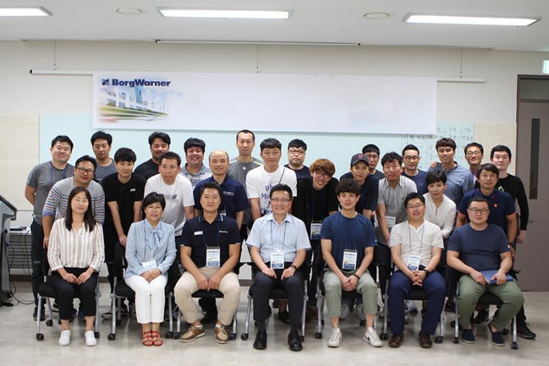 Pyongtaek GM Supplier Award
