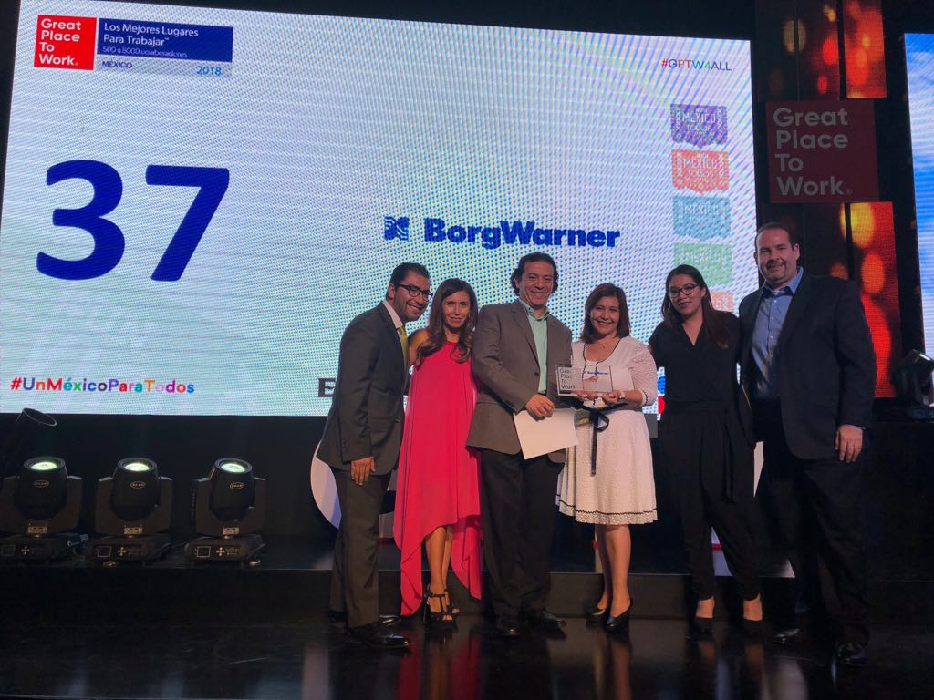 Ramos Great Place to Work 2018