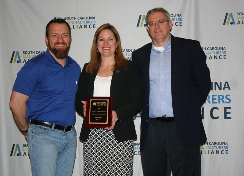 SCMA Safety Award